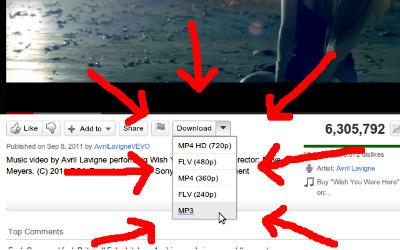 Une extension chrome pour télécharger les vidéos YouTube | Mon moleskine | Scoop.it