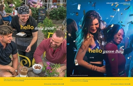 Fort Lauderdale Welcomes 2017 With Ads Featuring Transgender Models | LGBT Destinations | Scoop.it