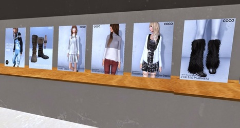 Second Life Freebies and more: Free Clothing Items for Women | Second LIfe Good Stuff | Scoop.it