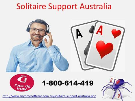 Solitaire 247 Support | 1-800-614-419 For game