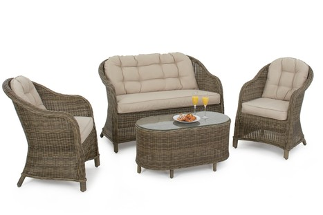 Enjoyable Rattan Garden Sofa Set In Rattan Furniture Scoop It Uwap Interior Chair Design Uwaporg