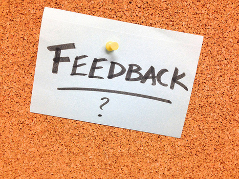 The Gift of Feedback | Global Leaders | Scoop.it