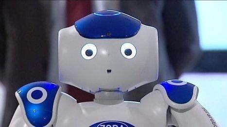 Un robot pour les enfants des urgences de l'hôpital d'Evreux | Patient Hub | Scoop.it