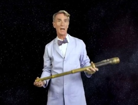 Bill Nye officially launches space web-series on NASA's journey to Jupiter | Way Cool Tools | Scoop.it