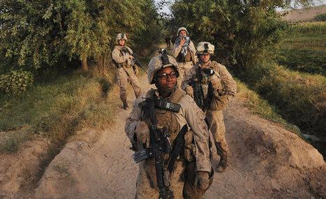 Pentagon Set to Lift Ban on Women in Combat Roles | Politics economics and society | Scoop.it