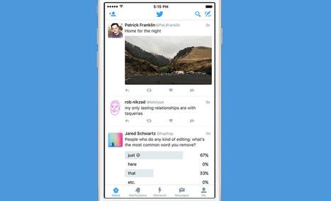 Twitter, da mobile è più facile condividere tweet in DM | Twitter addicted | Scoop.it