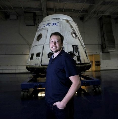 Elon Musk of SpaceX: The goal is Mars | Health Technology and Social Media | Scoop.it