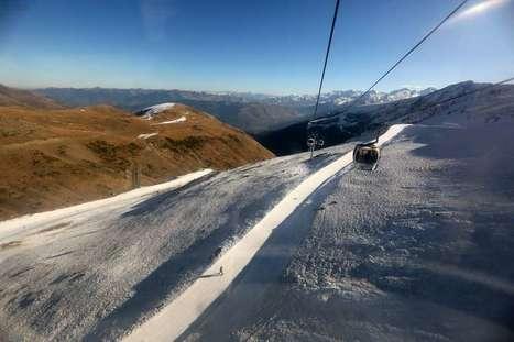 En images: tour des stations des Pyrénées… en attendant un peu de neige | Saint-Lary | Scoop.it