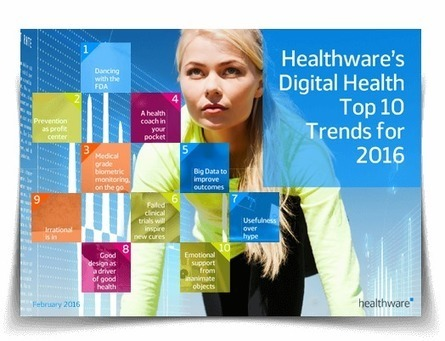 2016 Digital Health Top 10 Trends | Healthware International | Health3.0- Migration towards Health as a Service | Scoop.it