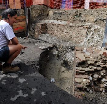 Nouvelles découvertes archéologiques sous le square du Capitole - Toulouse | Toulouse La Ville Rose | Scoop.it