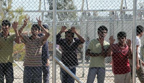 La Grèce accusée de maltraiter les réfugiés   Intervalles   Scoop.it