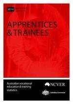Australian vocational education and training statistics: apprentices and trainees 2014: September quarter | VOCEDplus: the international tertiary education research database | Australian Institute for Professional Practitioners in Vocational Education and Training | Scoop.it