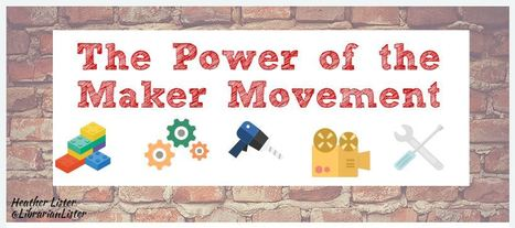 What is a Maker Space? - Heather Lister @LibrarianLister | STEM | Scoop.it