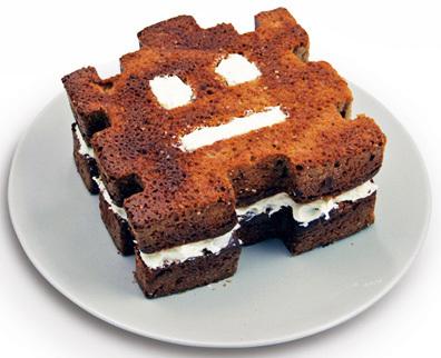 Retro Arcade Cake | All Geeks | Scoop.it