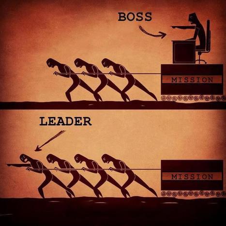 Quel leader préférez-vous être ? - Pourquoi Entreprendre | Entrepreneuriat et startup : comment créer sa boîte ? | Scoop.it