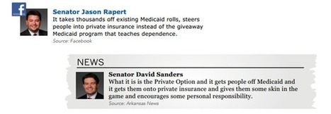 """Arkansas Private Option's Latest Boondoggle: """"Health Independence Accounts"""" Increase Dependence and Increase Costs 