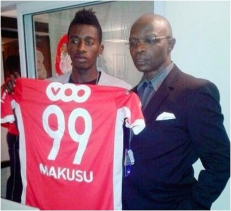 Makusu Mundele : « Je suis impatient de montrer mes qualités à tous les supporters du Standard de Liège » | CONGOPOSITIF | Scoop.it