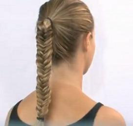 Making Herringbone Braid | Haircut & Hairstyles | Scoop.it