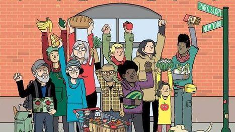 Le formidable essor des supermarchés coopératifs | CaféAnimé | Scoop.it