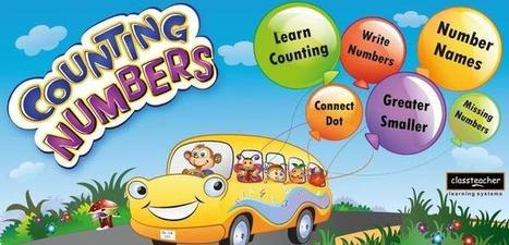 Kids Count Numbers Game (Math) Android Apps - News - Bubblews   Educational Videos & Games for Kids   Scoop.it