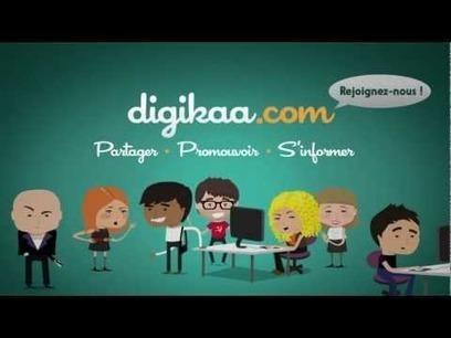Le top 10 des réseaux sociaux professionnels   Digital Experiences by David Labouré   Scoop.it