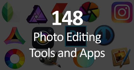 148 Photo Editing Tools and Apps | Focus: Online EdTech | Scoop.it