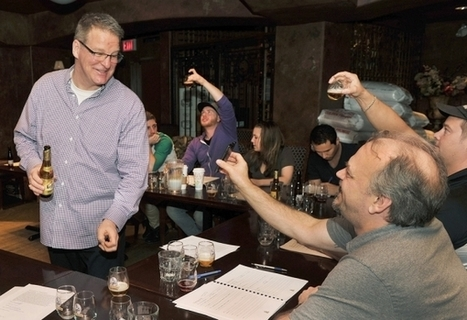 Craft beer education classes make learning fun in Vancouver | International Beer News | Scoop.it