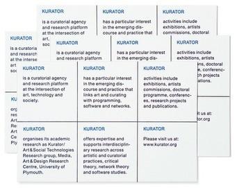 Kurator curating + research | Information Curation | Curadoria de Informaçåo | Scoop.it
