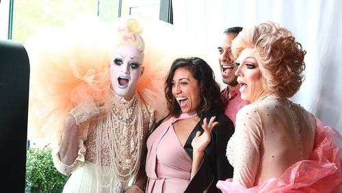 Barilla's Drag Brunch presented by ABSOLUT JUICE hosted by Debi Mazar and Patricia Field