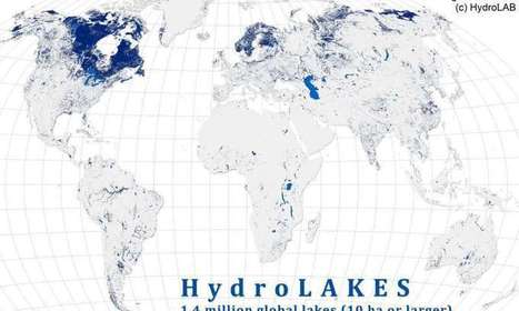 New global database will help scientists track role of lakes in Earth's ecology | Aprendiendo a Distancia | Scoop.it