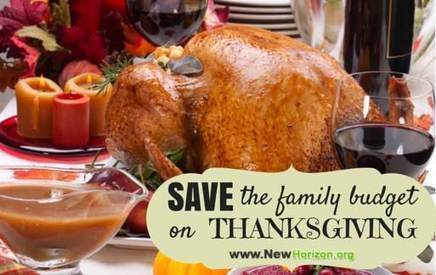 Save the Family Budget on Thanksgiving | Money Savings to a better Life | Scoop.it