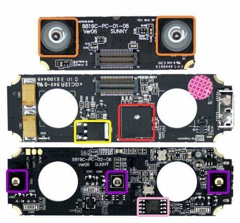 Teardown Tuesday: Leap Motion Controller   Open Source Hardware News   Scoop.it