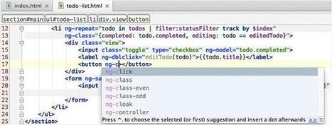 WebStorm 8 Beta   angularjs   Scoop.it