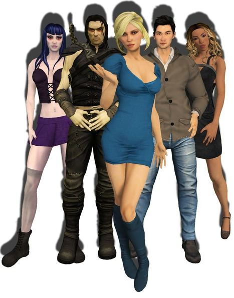 New Mesh Avatars Now Available in Second Life - Second Life   3D Virtual-Real Worlds: Ed Tech   Scoop.it