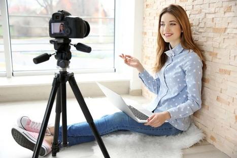 Top 9 Best Cameras for Vlogging - Acting in London   Acting   Scoop.it