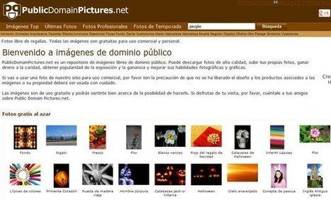 PublicDomainPictures, repositorio con más de 23.000 imágenes libres para uso personal y comercial | Recull diari | Scoop.it