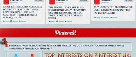 Le tour du monde des réseaux sociaux [infographie] | Ardesi - Web 2.0 | Scoop.it