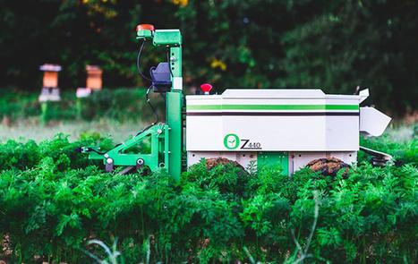 Naïo Technologies: Agribotics Startup Raises $3.2M - Robotics Business Review | Robotic applications | Scoop.it