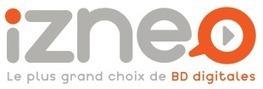 Les BD numériques d'Izneo arrivent en ... - Face B - Viabloga | le monde de la BD | Scoop.it