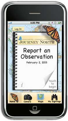 Journey North: A Global Study of Wildlife Migration and Seasonal Change   The Global Education Conference Network Scoop   Scoop.it