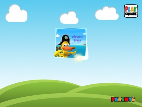 WordWorld's Pirate Ship | Apps for Children with Special Needs | Scoop.it