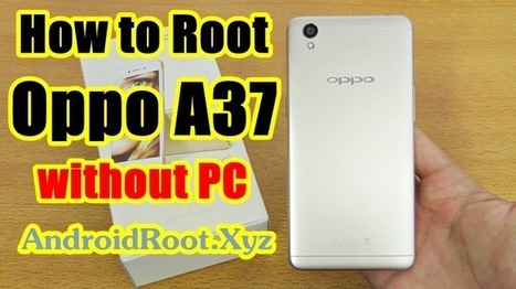 How to Root Oppo A37 without PC | Android Root