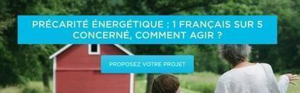 Appel à projets : vos idées pour lutter contre la précarité énergétique | D'Dline 2020, vecteur du bâtiment durable | Scoop.it