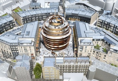 Safety Saves the Day! - Two floors collapse during demolition at £1bn O'Rourke site  #Construction | Glazing Architecture Construction | Scoop.it