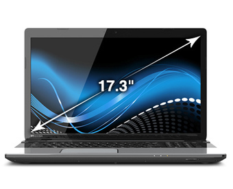 Toshiba Satellite L70-AST3NX2 Review - All Electric Review | Laptop Reviews | Scoop.it