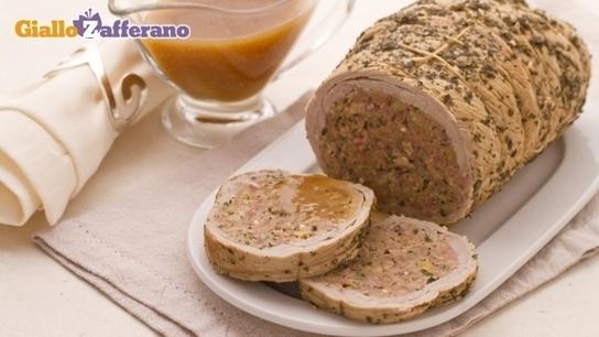 Ricetta polpettone le ricette di giallozaffer for Cucina italiana ricette carne