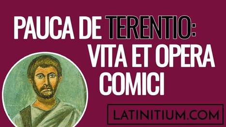 Latinitium | Facebook | Literatura latina | Scoop.it