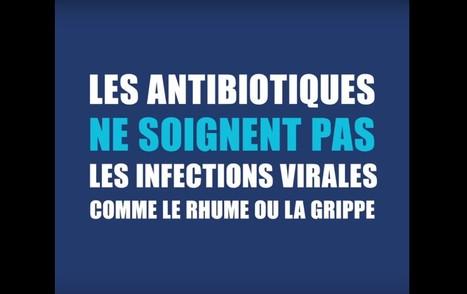 Résistance aux antibiotiques: une menace mondiale - L'actualité | Méli-mélo de Melodie68 | Scoop.it