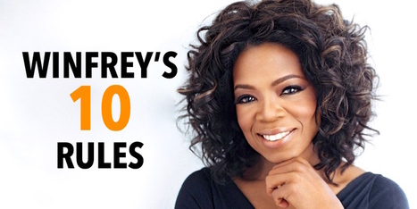 "10 Success lessons from Oprah Winfrey – ""@Oprah"" for entrepreneurs  