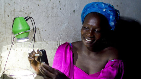 LED Lights Are A 'Transformative Technology' In The Developing World | Business and Management Resources | Scoop.it